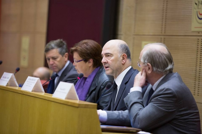 Audition de M. Pierre Moscovici par la commission des Finances